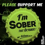 Macmillan Cancer Support - I'm Sober this October!